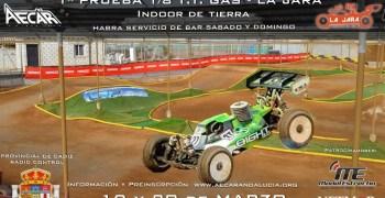 Este Domingo - Primera prueba Provincial de Cadiz 1/8 TT Gas en Circuito La Jara
