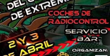 Este fin de semana - Tercera prueba del Campeonato de Extremadura 1/8 TT Gas. Mérida.