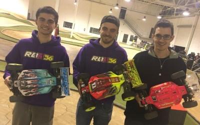 RBR36 Arena - Comienzan las mangas clasificatorias del Camp. de España 1/8 TT Eco