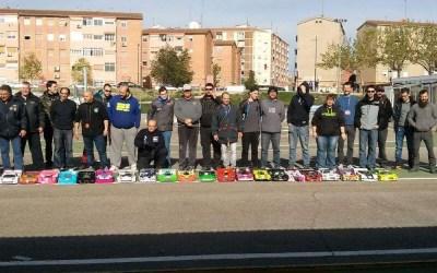Crónica - Segunda prueba Ct. Cataluña y primera Cto. Cataluña-Aragón 1/8 GT. Por Alex García