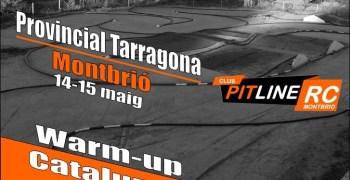 15 de Mayo -  Segunda prueba del campeonato Provincial de Tarragona 1/8 TT