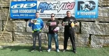 Crónica - Primera prueba del Campeonato Gallego 1/10TTe