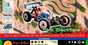 Domingo 19 - Cuarta prueba del Campeonato del Levante 1/8 TT Eco