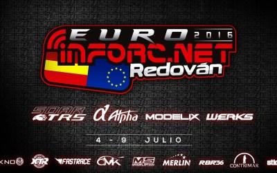 #ircEuro16 - Campeonato de Europa A 1/8 TT Gas Redován ¿Qué te gustaría ver en el reportaje? Coméntalo en esta noticia.
