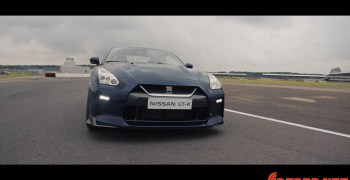 Video - Nissan GTR Drone. De 0 a 100 en 1,3 segundos