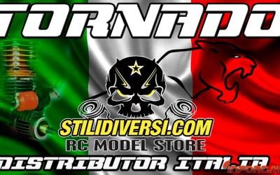 Tornado Engines anuncia su distribuidor para Italia