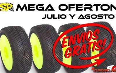 Showgame - Mega ofertón de verano en neumáticos SP