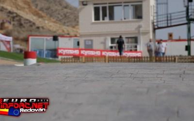 Video - Comienza el Campeonato de Europa A 1/8 TT Gas 2016 en Redovan. Momentos previos