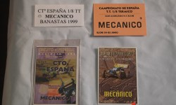 Galería de fotos RC Vintage -  Documentos y acreditaciones desde 1990. Por Marco Antonio Hernández