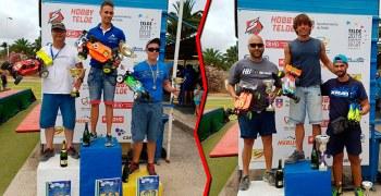 Cristian Artiles y Pablo Pérez, nuevos Campeones de Canarias de Radiocontrol. Video de la final.