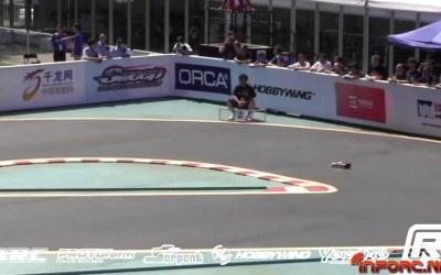Video - Campeonato del mundo de Touring electricos en Beijing. Entrenos controlados Rd2