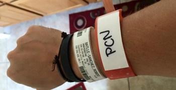 Robert Batlle afronta el mundial con problemas de salud. ¡Esperamos que se mejore!