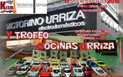 17 de Septiembre - V Trofeo Cocinas Urriza de MiniZ