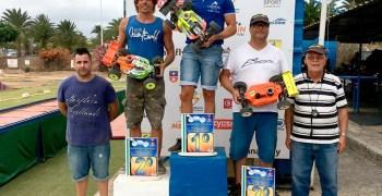 Cristian Artiles y Leandro Romano se reparten las victorias en Telde.