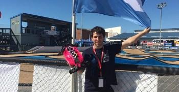 Nicolás Bregante nos resume las vivencias del equipo Argentino en el Mundial de Las vegas