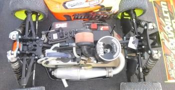 ¿Cómo es por dentro? - El Mugen MBX7R de Robert Batlle en el Mundial de Las Vegas