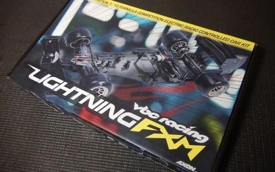 RCMachines - VBC LightningFXM, montaje al detalle de un F1
