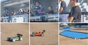 Galería de fotos - Carrera pre mundial en Las Vegas.
