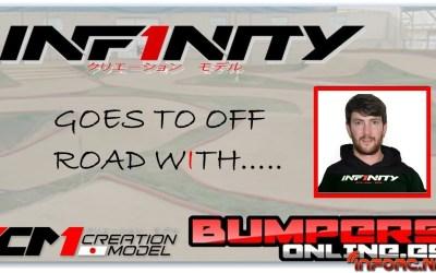 Inf1nity prepara su proyecto off road junto a Lee Martin