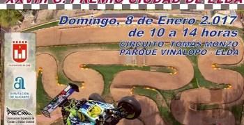 8 de Enero - Gran Premio Ciudad de Elda 1/8 TT Nitro y Eco