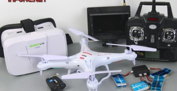 Tutorial con vídeo - Cómo montar un dron fpv barato de iniciación. Comparte y llévate el material del reportaje.
