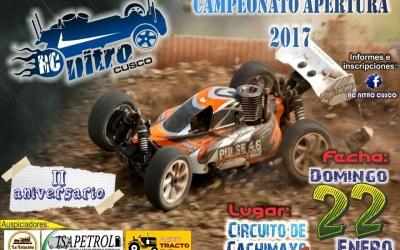 Peru - 22 de Enero - Segundo aniversario del Club RC Nitro Cusco
