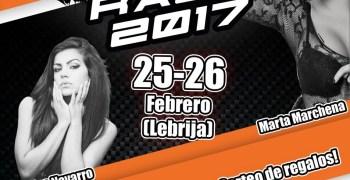 25 y 26 de Febrero - Merlin Race 2017. Warm Up para la primera prueba del Campeonato de España 1/8 TT Gas