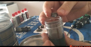 Video - Limpiando rodamientos y lubricando con RC Tech y Muc Off