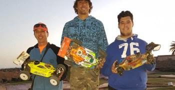 Crónica - Carrera de inicio de temporada en el Club Lanzamigos