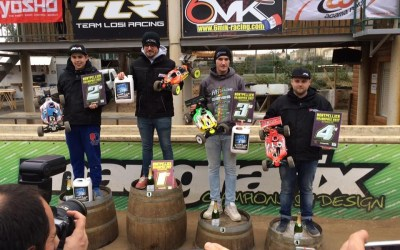 Robert Batlle gana el GP de Montpellier 2017