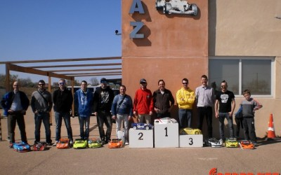 Cronica - Segunda prueba Campeonato GT Aragón