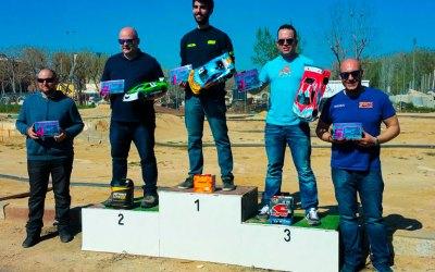 Crónica - primera prueba del campeonato de Cataluña de Touring Gas 1/10 2017