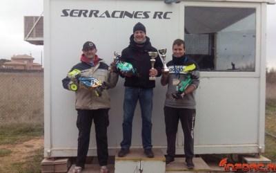 Crónica - Primera carrera Campeonato Regional 1/8 TT eléctrico Zona Centro