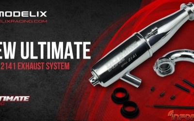 Nuevo UR652141 kit escape Ultimate Buggy EFRA 2141 Super Strong