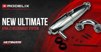 Nuevo escape Ultimate Engines EFRA 2142 Super Strong