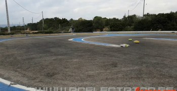 Crónica - Primera carrera del Campeonato de Cataluña de Touring Eléctrico