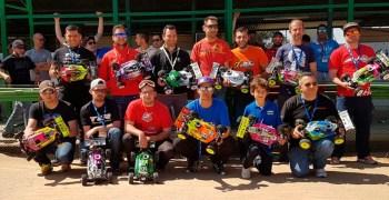 Resultados - Cuarta prueba Campeonato de Extremadura 1/8 TT Gas 2017 en El Quejigoso