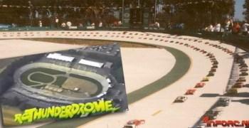 Historia del RC - Videos de la RC Thunderdrome, carrera RC en ovalo a lo Nascar