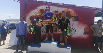 Resultados - Campeonato de España B 1/8 TT Gas en Saucedilla