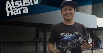 Atsushi Hara comparte sus impresiones sobre el Mugen MTC1, el primer touring 1/10 de la marca