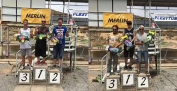 Crónica - Tercera carrera Open Merlin La Rioja 1/8 TT Eléctrico