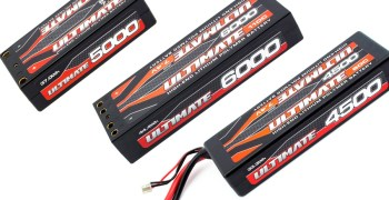 Ultimate presenta su nueva gama de LiPos 2S