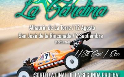 2 de Septiembre - Carrera de vuelta de la prueba de La Sardina, en San José de la Rinconada