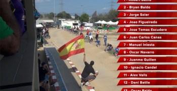 Video - Final completa Nacional A Santa Perpetua. Comentada por Robert Batlle y Miguel Zambrana.