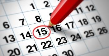 Calendario Levante 1/8 TT-E 2017/18
