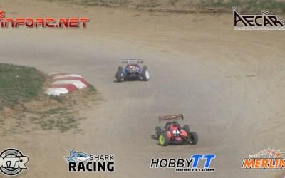 Video - Q1 de Batlle y Canas. Batlle poleman absoluto tras ganar la Q1 y 2. Listado de tiempos general.