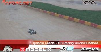 Videos - Q3 con Batlle y Oscar Baldo. Vueltas Candel, Bernabe, Iniesta, Vega, Escudero.