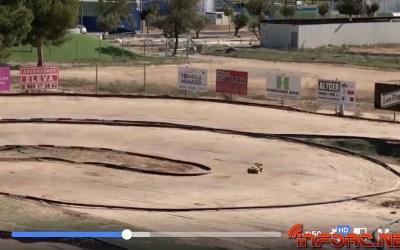 Vídeo - Analizamos el nuevo trazado de La Nucía y su brutal agarre antes de la Winter Edition