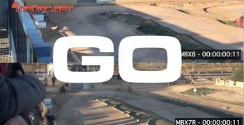 Video - Robert Batlle presenta el MBX8 en español. Vuelta comparativa con un MBX7R.