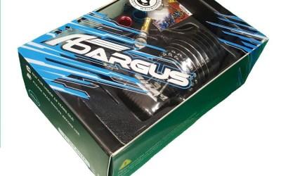 Argus presenta su nuevo motor K3 Evo